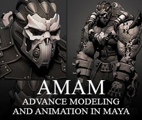 Advanced Modeling and Animation in 3D maya