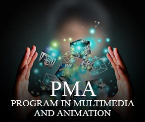 Program in Multimedia and Animation